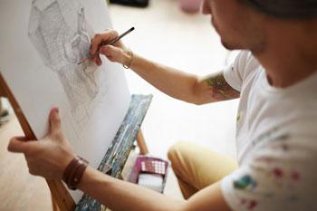 Kunst Studieren